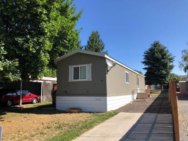 710 Wa-821 #133, Yakima, WA 98901 (MLS #20-1136) :: Heritage Moultray Real Estate Services