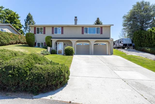 904 Ridgeview Ave, Selah, WA 98942 (MLS #20-1200) :: Heritage Moultray Real Estate Services