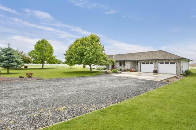 5010 Cayuse Ln, Yakima, WA 98901 (MLS #20-1215) :: Heritage Moultray Real Estate Services