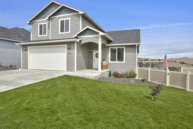 1409 W 1st Ave, Selah, WA 98942 (MLS #20-1225) :: Heritage Moultray Real Estate Services