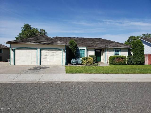 4960 N Sky Vista Ave, Yakima, WA 98901 (MLS #20-1285) :: Amy Maib - Yakima's Rescue Realtor