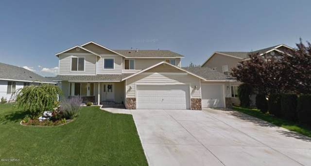 209 N Chinook St, Moxee, WA 98936 (MLS #20-13) :: Heritage Moultray Real Estate Services