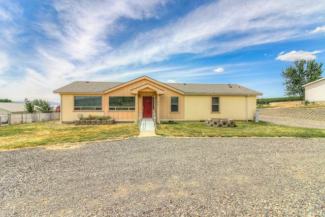 1410 N Bonair Rd, Zillah, WA 98953 (MLS #20-1338) :: Joanne Melton Real Estate Team