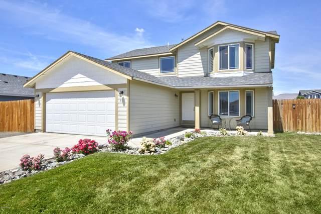 801 Millenium Ave, Moxee, WA 98936 (MLS #20-1344) :: Joanne Melton Real Estate Team