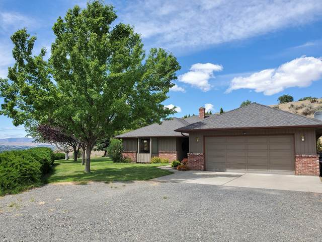 690 Sage Trail Rd, Yakima, WA 98901 (MLS #20-1389) :: Heritage Moultray Real Estate Services