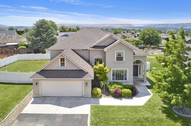 5506 Sycamore Dr, Yakima, WA 98901 (MLS #20-1393) :: Heritage Moultray Real Estate Services
