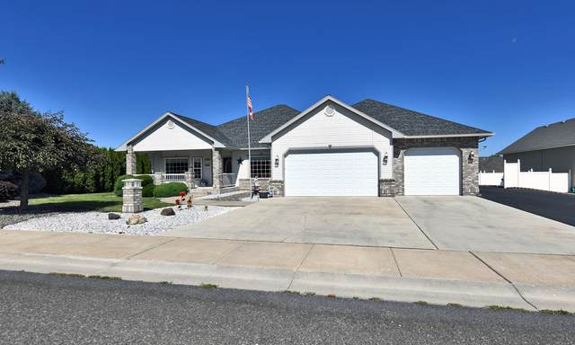 2203 S 78th Ave, Yakima, WA 98903 (MLS #20-1441) :: Heritage Moultray Real Estate Services