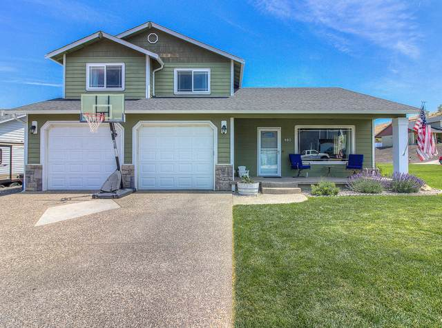 803 S 7th St, Selah, WA 98942 (MLS #20-1442) :: Heritage Moultray Real Estate Services