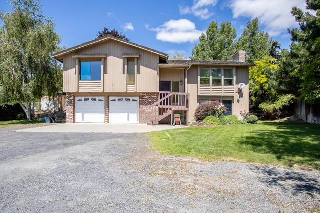 1009 Goodlander Dr, Selah, WA 98942 (MLS #20-1445) :: Heritage Moultray Real Estate Services