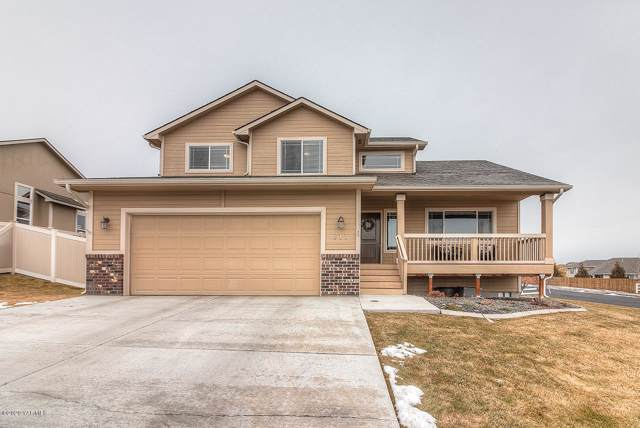 811 Indian Heaven Ct, Yakima, WA 98901 (MLS #20-145) :: Heritage Moultray Real Estate Services