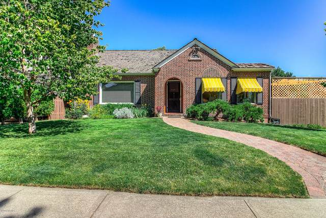 2207 Eleanor St, Yakima, WA 98902 (MLS #20-1460) :: Heritage Moultray Real Estate Services