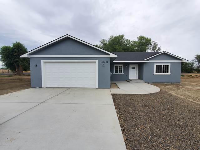 105402 W Foisy Rd, Prosser, WA 99350 (MLS #20-1465) :: Heritage Moultray Real Estate Services