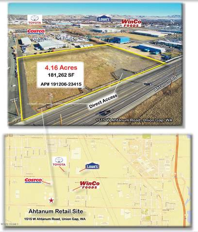 Address Not Published, Union Gap, WA 98903 (MLS #20-1486) :: Heritage Moultray Real Estate Services