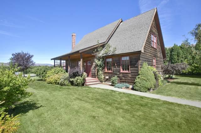 120 Clark Ln, Naches, WA 98937 (MLS #20-1515) :: Amy Maib - Yakima's Rescue Realtor
