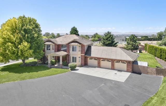3905 Isabella Way, Yakima, WA 98901 (MLS #20-1547) :: Joanne Melton Real Estate Team