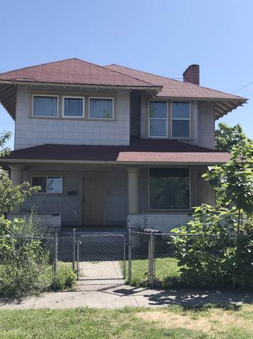 315 S 4th St, Yakima, WA 98901 (MLS #20-1565) :: Heritage Moultray Real Estate Services
