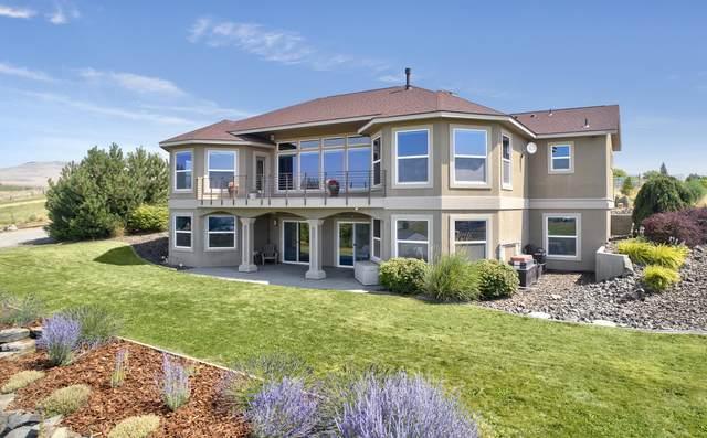 191 Kittitas Canyon Rd, Yakima, WA 98901 (MLS #20-1621) :: Heritage Moultray Real Estate Services
