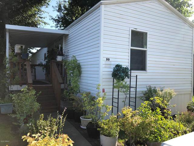 7610 W Nob Hill Blvd #99, Yakima, WA 98908 (MLS #20-1629) :: Heritage Moultray Real Estate Services