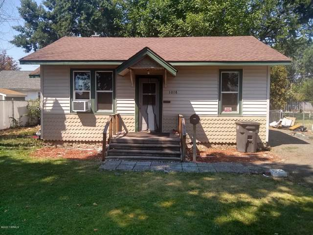 1018 S Pleasant Ave, Yakima, WA 98902 (MLS #20-1645) :: Heritage Moultray Real Estate Services