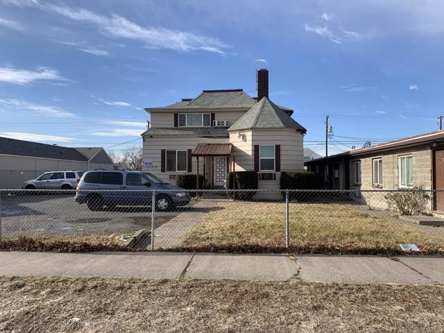 210 S Naches Ave, Yakima, WA 98901 (MLS #20-167) :: Heritage Moultray Real Estate Services