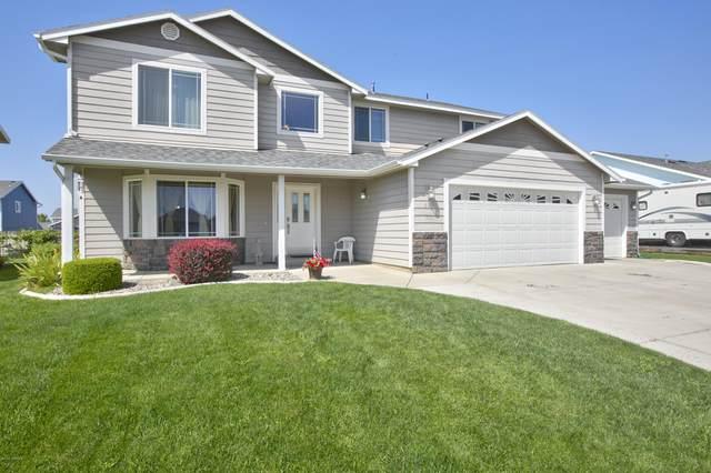 106 Mount Hood St, Moxee, WA 98936 (MLS #20-1673) :: Joanne Melton Real Estate Team
