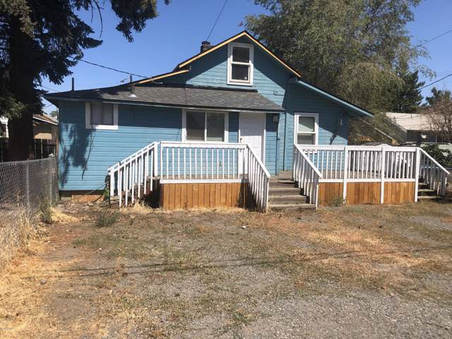 606 1/2 N 6th Ave, Yakima, WA 98902 (MLS #20-169) :: Heritage Moultray Real Estate Services