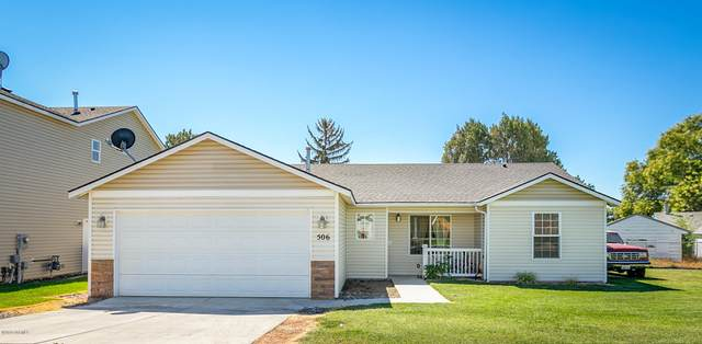 506 Meadowlark Dr, Grandview, WA 98930 (MLS #20-1696) :: Heritage Moultray Real Estate Services