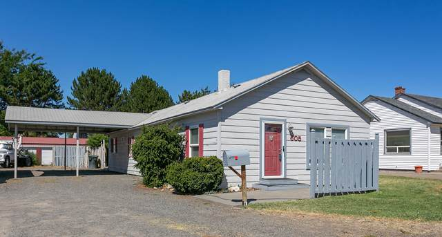 605 Wine Country Rd, Grandview, WA 98930 (MLS #20-1700) :: Heritage Moultray Real Estate Services
