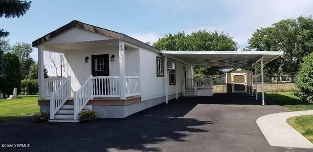 55 W Washington Ave #49, Yakima, WA 98903 (MLS #20-1720) :: Joanne Melton Real Estate Team