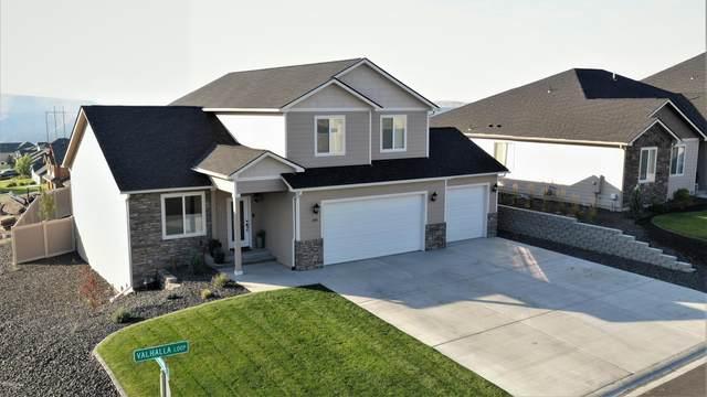 1400 Valhalla Lp, Selah, WA 98942 (MLS #20-1795) :: Joanne Melton Real Estate Team