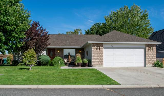 201 S 70th Ave, Yakima, WA 98908 (MLS #20-1892) :: Heritage Moultray Real Estate Services