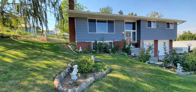 108 N 12th St, Selah, WA 98942 (MLS #20-1966) :: Heritage Moultray Real Estate Services