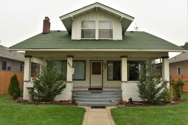 603 S 7th Ave, Yakima, WA 98902 (MLS #20-2000) :: Amy Maib - Yakima's Rescue Realtor