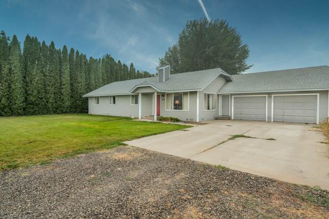 527 Old Naches Hwy, Yakima, WA 98908 (MLS #20-2033) :: Heritage Moultray Real Estate Services