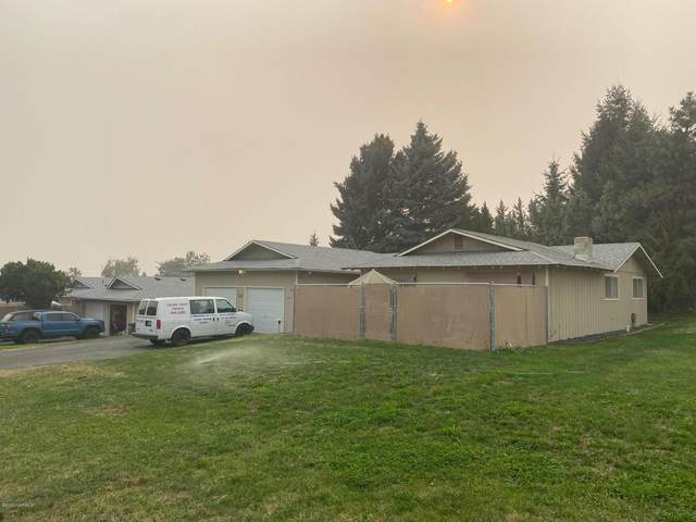 114 N 69th Ave, Yakima, WA 98908 (MLS #20-2036) :: Heritage Moultray Real Estate Services