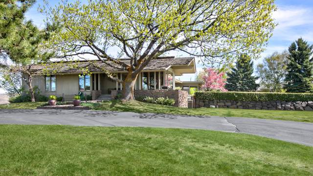 4909 Scenic Dr, Yakima, WA 98908 (MLS #20-2043) :: Heritage Moultray Real Estate Services