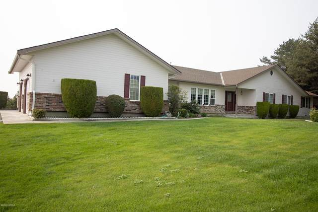 280 N 99th Ave, Yakima, WA 98908 (MLS #20-2053) :: Heritage Moultray Real Estate Services