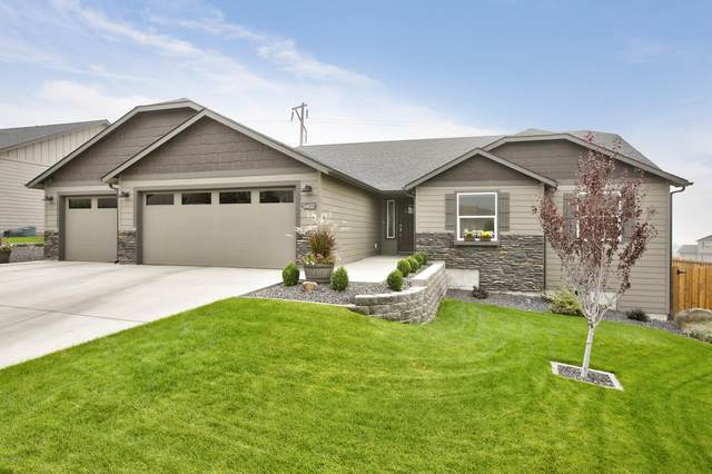 5402 Boulder Way, Yakima, WA 98901 (MLS #20-2077) :: Heritage Moultray Real Estate Services