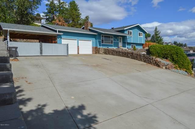 918 Conestoga Blvd, Yakima, WA 98908 (MLS #20-2115) :: Heritage Moultray Real Estate Services