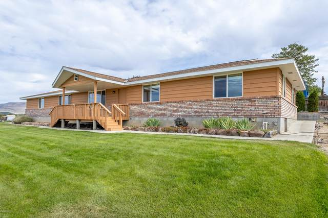 260 Perry Way, Yakima, WA 98936 (MLS #20-2117) :: Heritage Moultray Real Estate Services