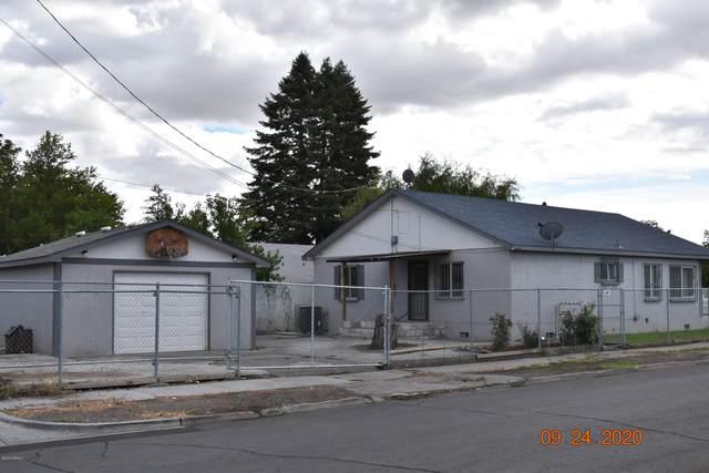 1321 Mckinley Ave, Yakima, WA 98902 (MLS #20-2118) :: Amy Maib - Yakima's Rescue Realtor