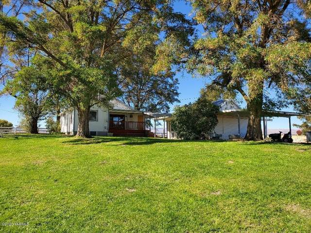 13171 S Ahtanum Rd, Yakima, WA 98903 (MLS #20-2155) :: Heritage Moultray Real Estate Services