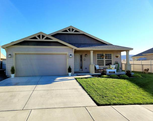 906 Millenium Ave, Moxee, WA 98936 (MLS #20-2160) :: Heritage Moultray Real Estate Services