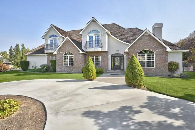 803 N 67th Ave, Yakima, WA 98908 (MLS #20-2256) :: Joanne Melton Real Estate Team