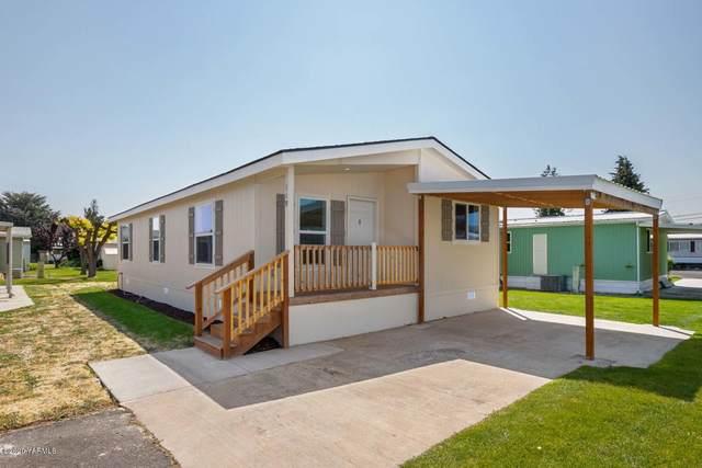 55 W Washington Ave #119, Yakima, WA 98903 (MLS #20-2261) :: Heritage Moultray Real Estate Services