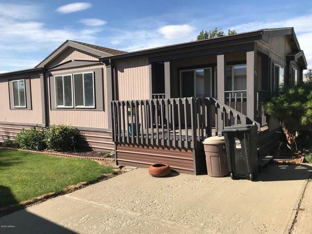 710 Sr 821 Hwy Ave #171, Yakima, WA 98901 (MLS #20-2295) :: Heritage Moultray Real Estate Services