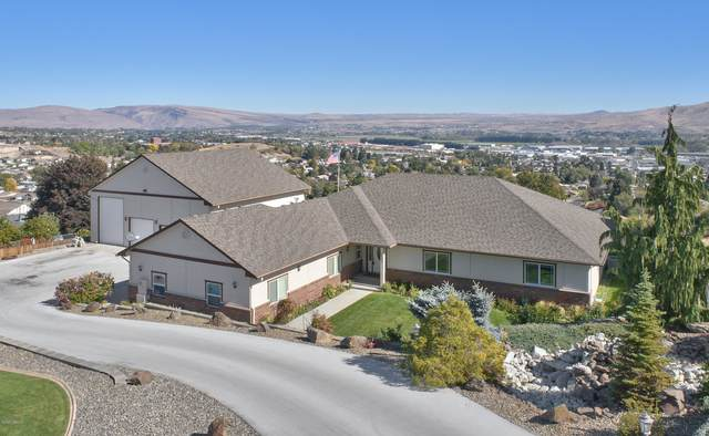 1301 Heritage Hills Dr, Selah, WA 98942 (MLS #20-2347) :: Heritage Moultray Real Estate Services