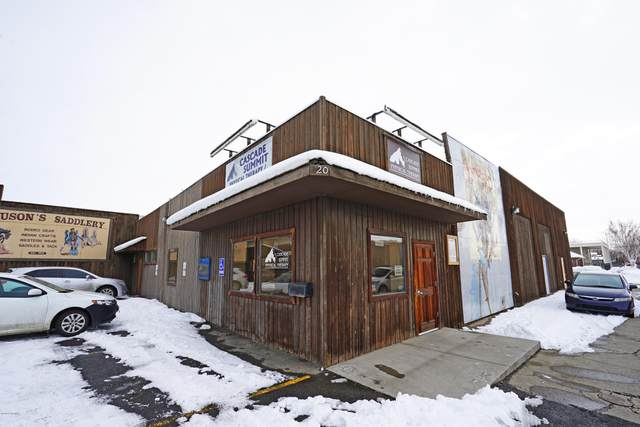 220 W 1st Ave, Toppenish, WA 98948 (MLS #20-2372) :: Heritage Moultray Real Estate Services
