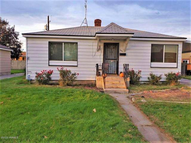 309 Washington St, Grandview, WA 98930 (MLS #20-2383) :: Amy Maib - Yakima's Rescue Realtor