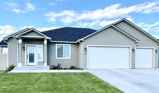 1582 Valhalla Lp, Selah, WA 98942 (MLS #20-2410) :: Heritage Moultray Real Estate Services